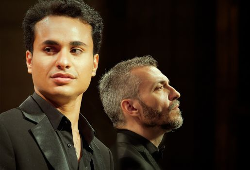 Pergolesi / Vivaldi: Stabat Mater for two castrati