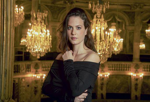 Florie Valiquette: Opéra Comique!