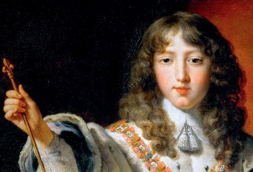 Louis XIV's Coronation