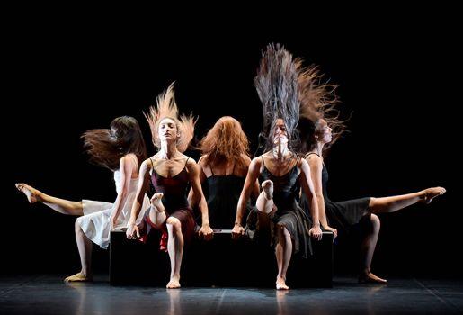 Ballet Preljocaj: La Fresque