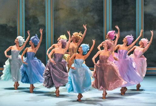 Marie-antoinette / Malandain Ballet Biarritz