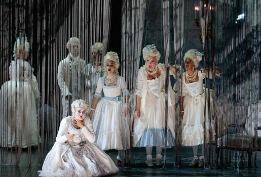 Corigliano: The Ghosts of Versailles