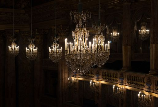 Corigliano: The Versailles Ghosts