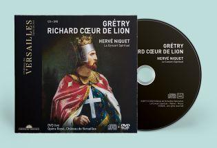 N°27 | Grétry - Richard Cœur De Lion