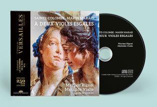 cd - suites à deux violes esgales