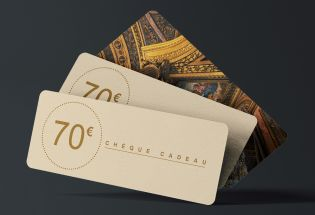 gift certificate   70€