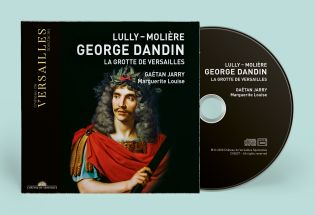 n°27 | cd - george dandin and la grotte de versailles