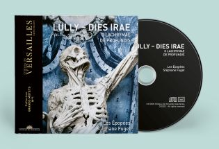 n°32 | cd - lully – dies irae | ventes avant- premières exclusives