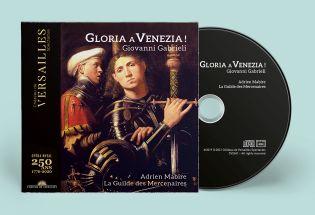 cd - gloria a venezia