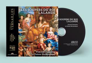 cd - les soupers du roi exclusive presale