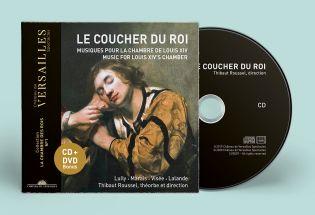 n°29 | cd + dvd bonus - le coucher du roi