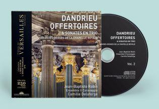 cd - offertoires & sonates en trio - exclusive pre-sale