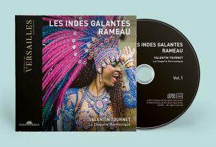 n°31 | cd -  rameau - les indes galantes