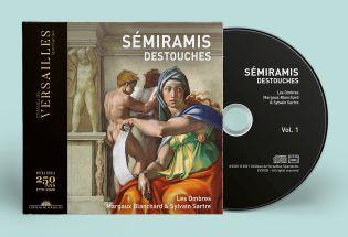 double cd - sémiramis -  destouches