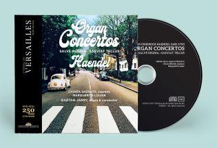 cd - organ concertos - exclusive presale