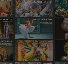 Launch of Versailles Opera Streaming Plateform !