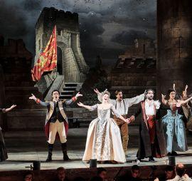 Operas Staged Version